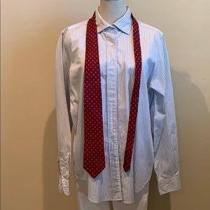 Faconnable Button Down Shirt (XL)